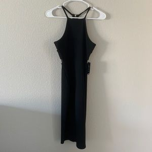 Black Express Dress size 4